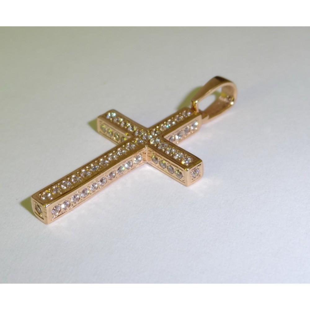 Золотая подвеска дс-10001