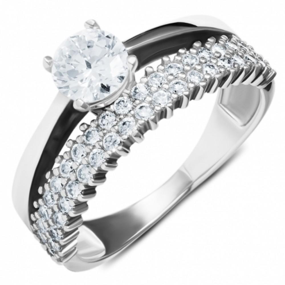 Серебряное кольцо ЛЗ-1946