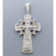 Срібний хрестик БК-197