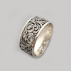 Серебряное кольцо бр-0010421
