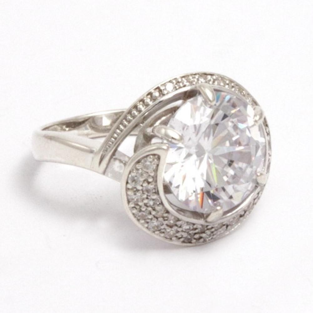 Серебряное кольцо бр-2112101