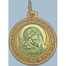 Золотая ладанка шк-3124-1
