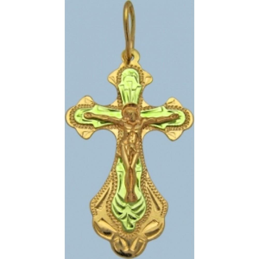 Золотой крест шк-3506