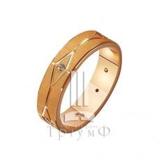Обручальное кольцо 412204к