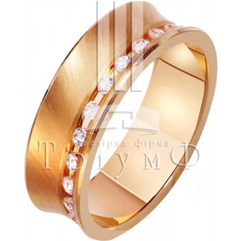 Обручальное кольцо 412578к