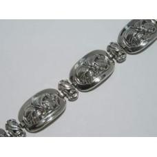Серебряное колье Украина БР-0003841