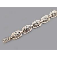 Срібний браслет Украина 2 БР-5100188