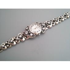 Серебряные часы бр-7110046