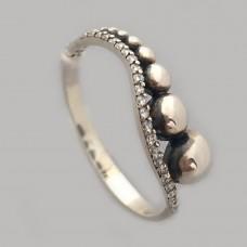Срібна каблучка БР-1406521