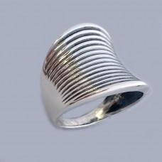 Серебряное широкое кольцо в стиле Египта ЛС-1343