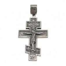 Серебряный крест 01 бр-3100001