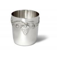 Стопка из серебра 925 пробы Виноград ХЮ-080334