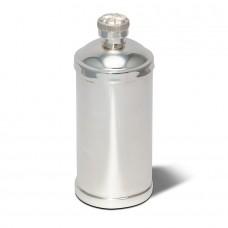 Серебряная фляга круглая ХЮ-0680200007