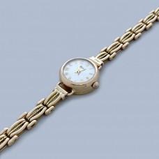 Золотые часы женские без камней БР-0000872